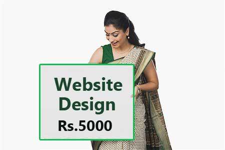 Website Designing Cost